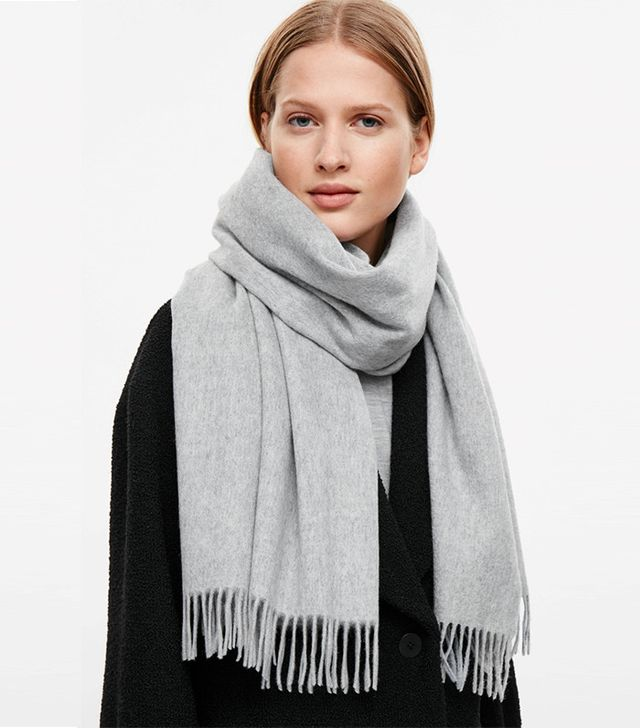 COS Wool-Blend Scarf