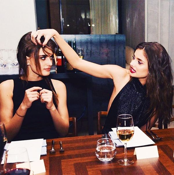 Mackinley and Taylor Hill