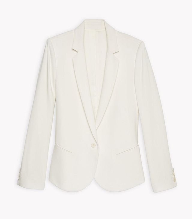 Theory Light Crepe Jacket