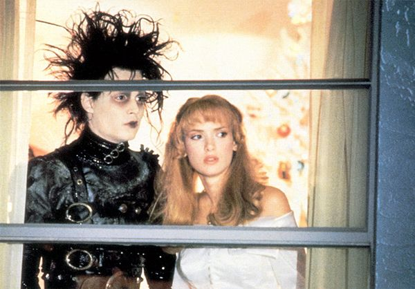 The Movie: Edward Scissorhands (1990)