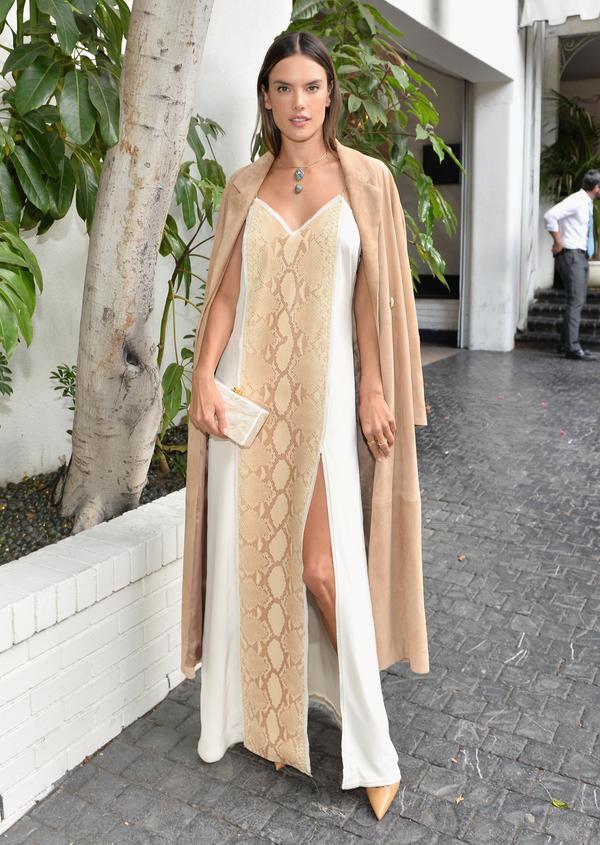 WHO: Alessandra Ambrosio