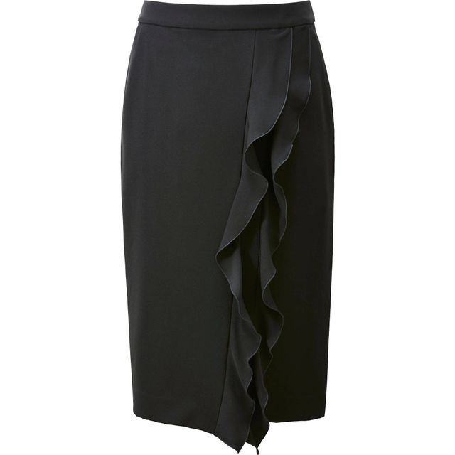 Uniqlo Carine Ruffel Skirt