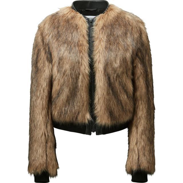 Uniqlo Carine Faux Fur Blouson