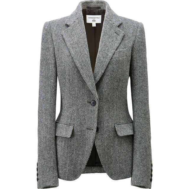 Uniqlo Carine Tweed Jacket