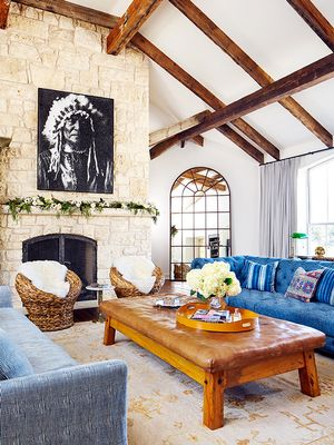 5 Stylish It-Girl Living Rooms You'll Want to Steal