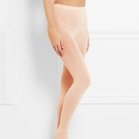 Set of Two Seamed Tights