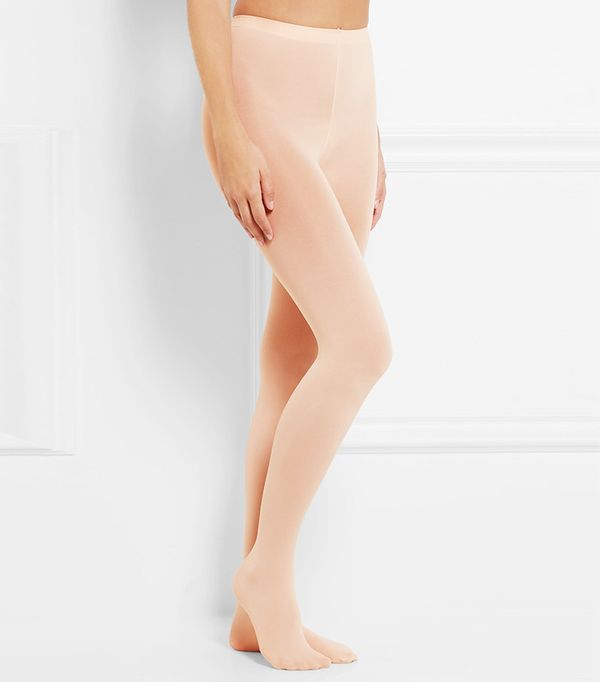 Ballet Beautiful Set of Two Seamed Tights