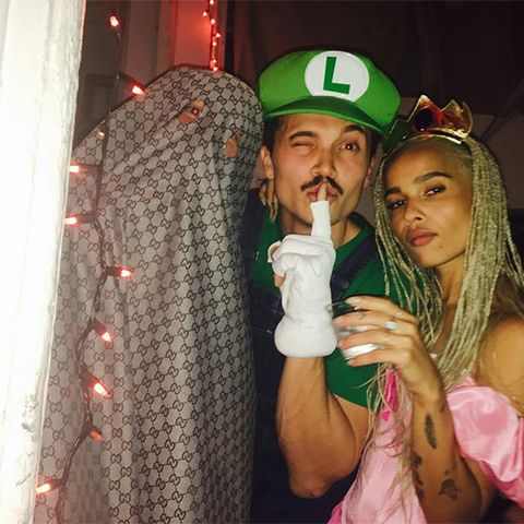 These Were the Celebrities Who Won Halloween