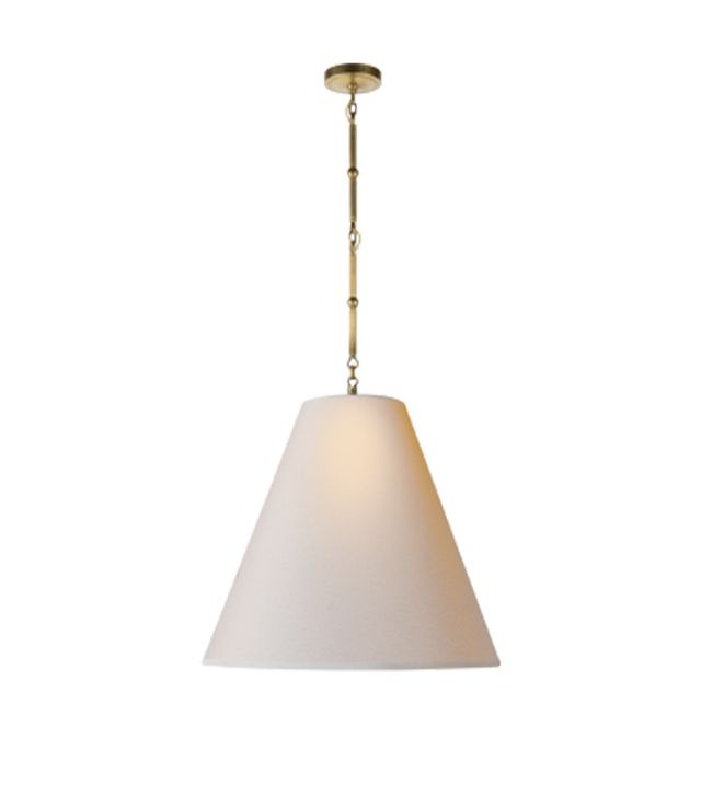 Thomas O'Brien Goodman Large Hanging Lamp