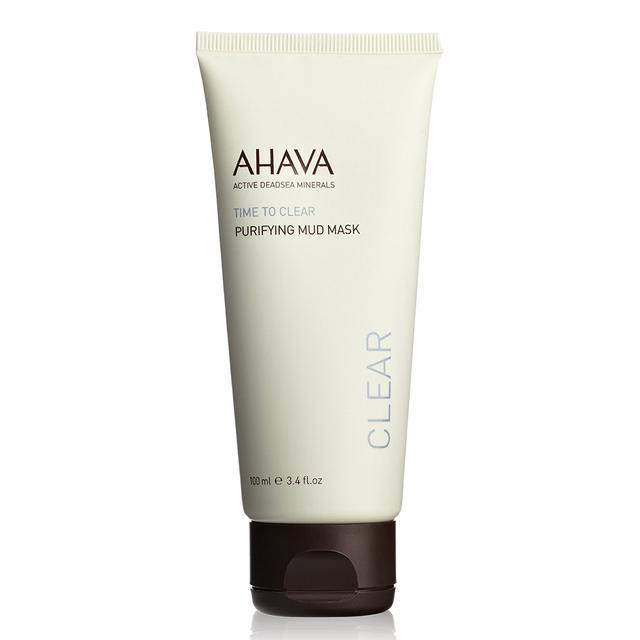face masks for acne: AHAVA Purifying Mud Mask
