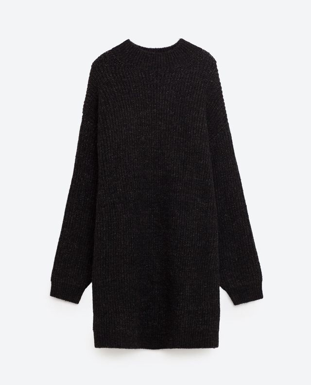 Zara Brioche Stitch Dress