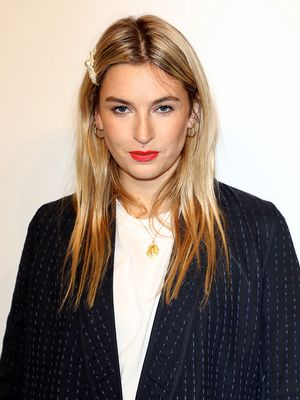 Camille Charrière Got The Ultimate French-Girl Haircut And It's Très Chic