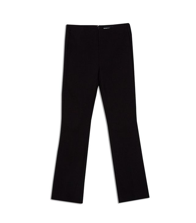 Who What Wear Cropped Flare Pants