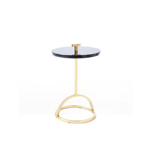 Modernist Handle Nesting Side Table