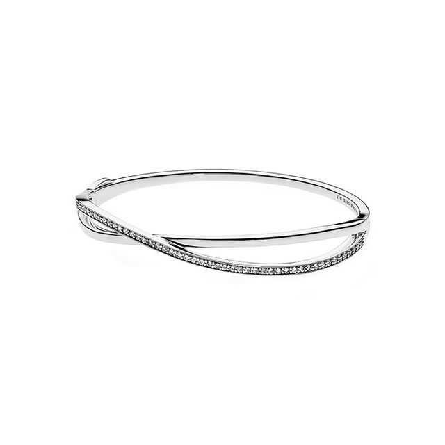 PANDORA Entwined Bracelet