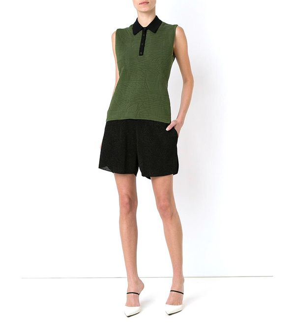 GIG Sleeveless Polo Shirt