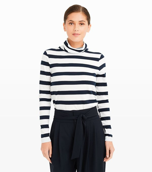 Club Monaco Jewelle Turtleneck