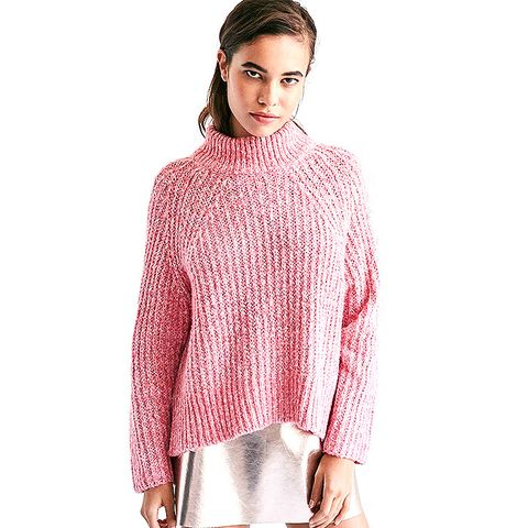 Easton Mock Neck Sweater