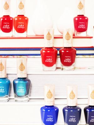 This New Nail Polish Is Actually Good for Your Nails—and It's Drugstore