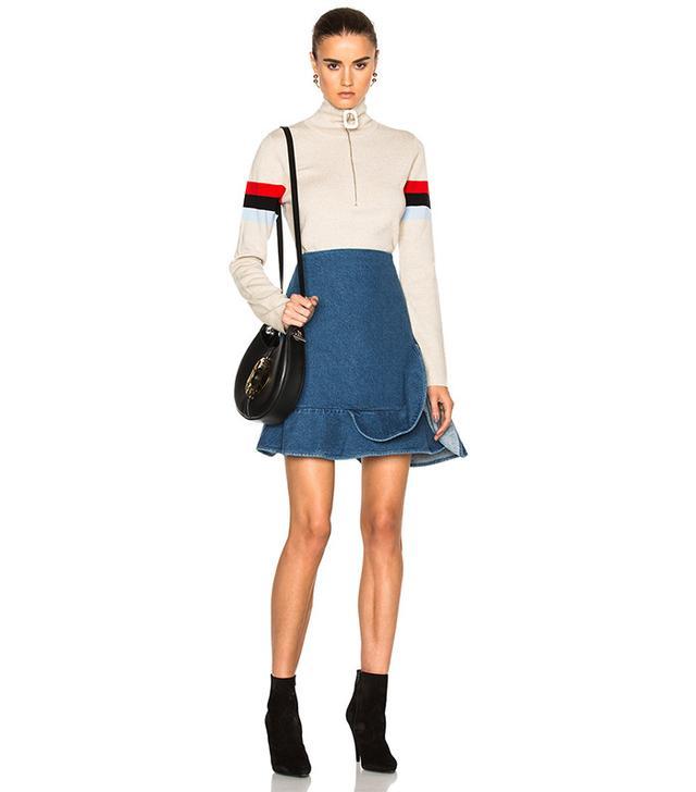J.W. Anderson Ruffle Skirt