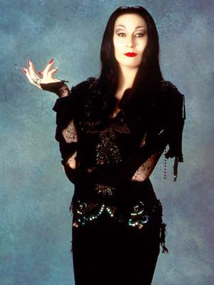 How to Create Morticia Addams's Iconic Look for Halloween