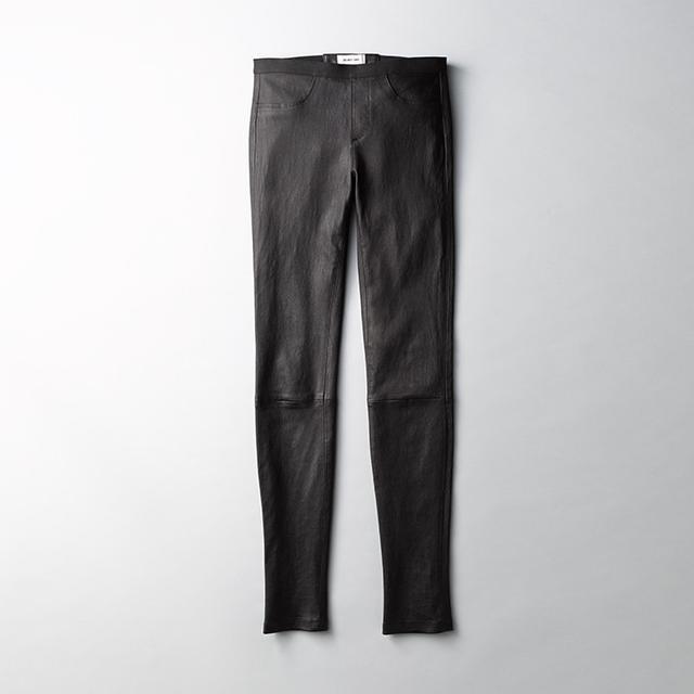 Helmut Lang Stretch Leather Legging