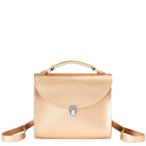 Rose Gold Poppy Backpack