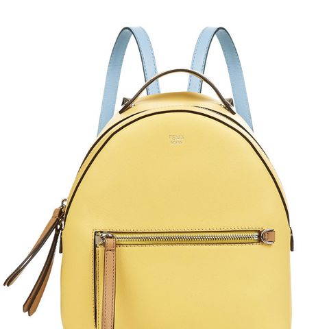 By the Way Leather Mini Backpack
