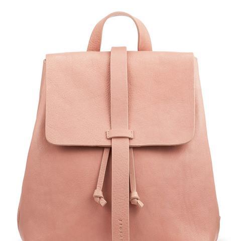 Blake Leather Backpack