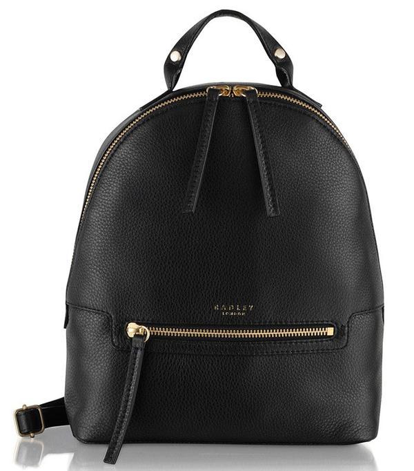 Radley Great Eastern Street Leather Backpack