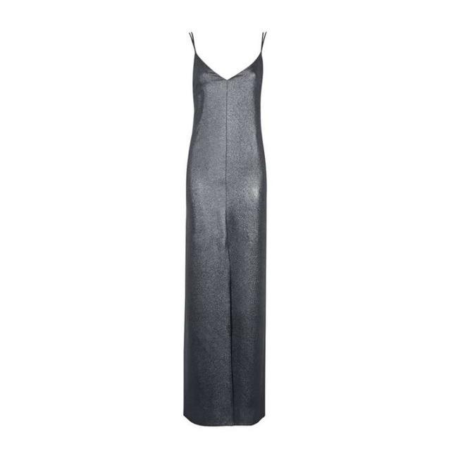 Topshop Split Maxi Dress