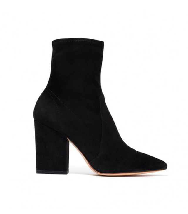 Best black Ankle Bootie