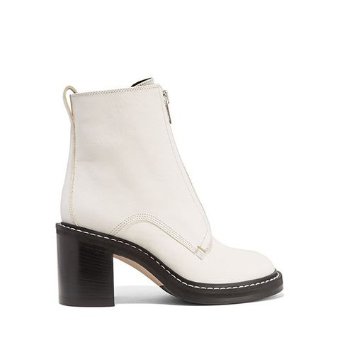 Shelby Leather Ankle Boots