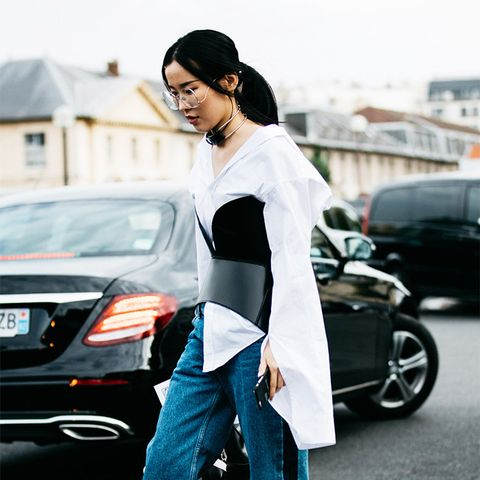 "These Once ""Ugly"" Ankle Boots Are Everywhere Now"