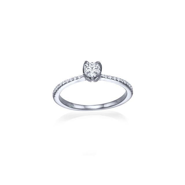 Shiree Odiz Aster Diamond Ring