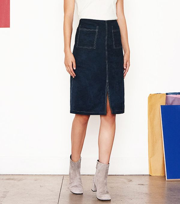Staud The Sontag Skirt
