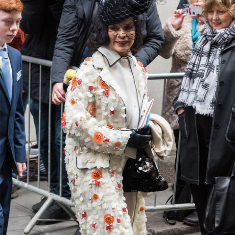 How to Dress Your Age: Bianca Jagger