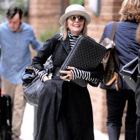 How to Dress Your Age: Diane Keaton