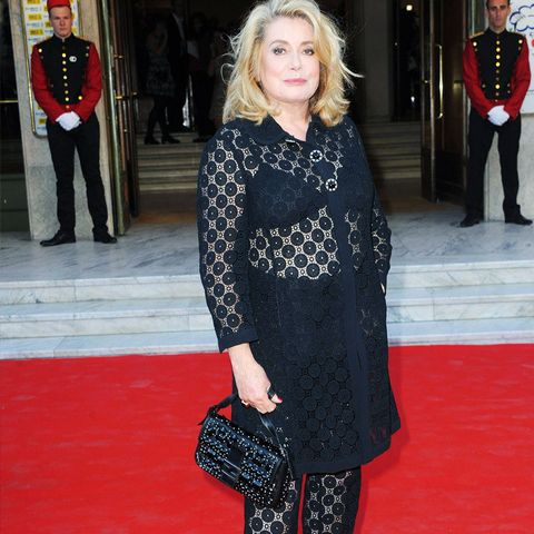 How to Dress Your Age: Catherine Deneuve