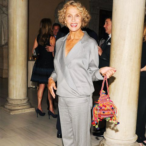 How to Dress Your Age: Lauren Hutton
