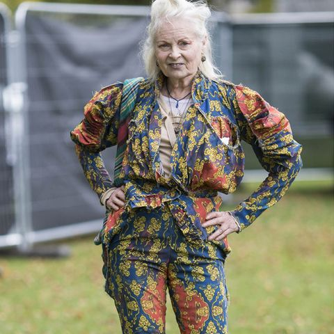 How to Dress Your Age: Vivienne Westwood