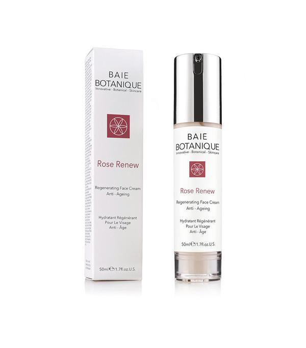 best anti-wrinkle cream: Baie Botanique Rose Renew