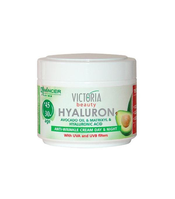 best anti-wrinkle cream: Victoria Beauty Hyaluron Anti-Wrinkle Cream day & Night