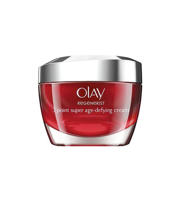 best anti-wrinkle cream: Olay Regenerist 3 Point Super Age-Defying Cream