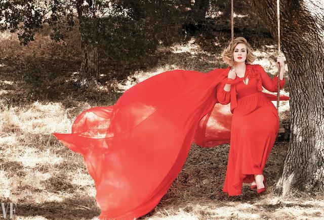 Adele Vanity Fair, adele photo