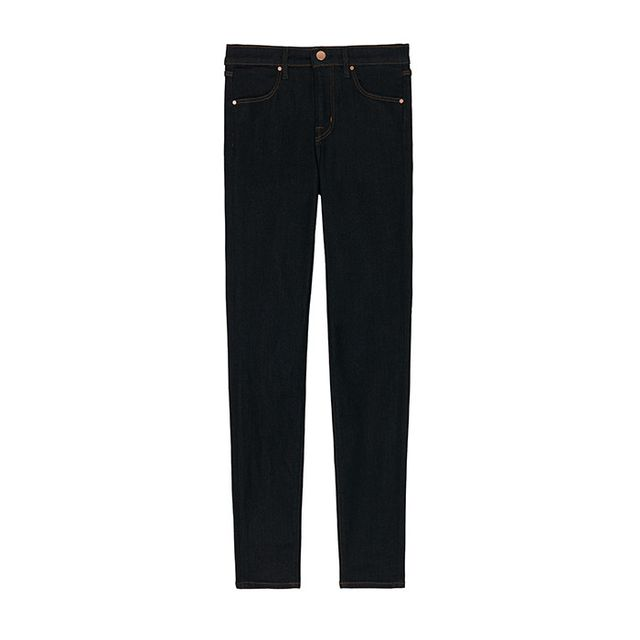 Pictured: J Brand Maria High-Rise Super Skinnyin After Dark ($228) Without a doubt, J Brand's Maria is one of the go-tos within this category.