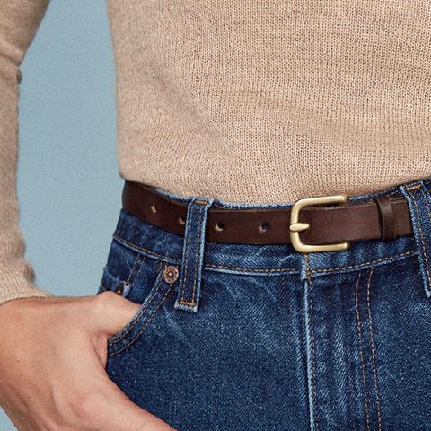 Very Slim Belt