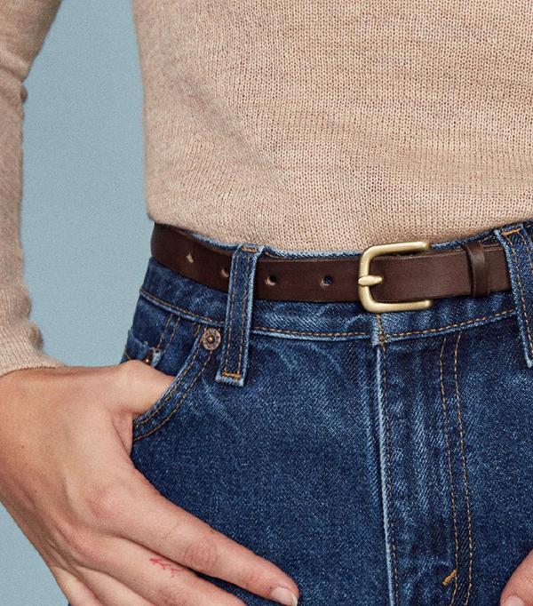 Maximum Henry Very Slim Belt