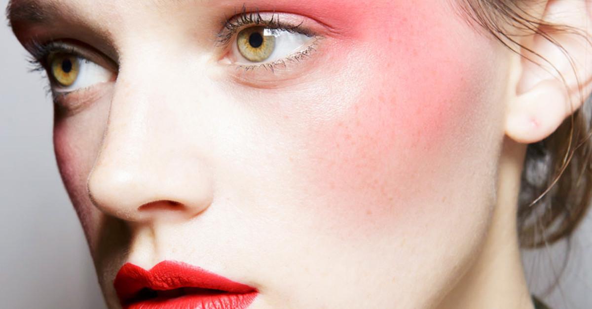 80 s makeup trends
