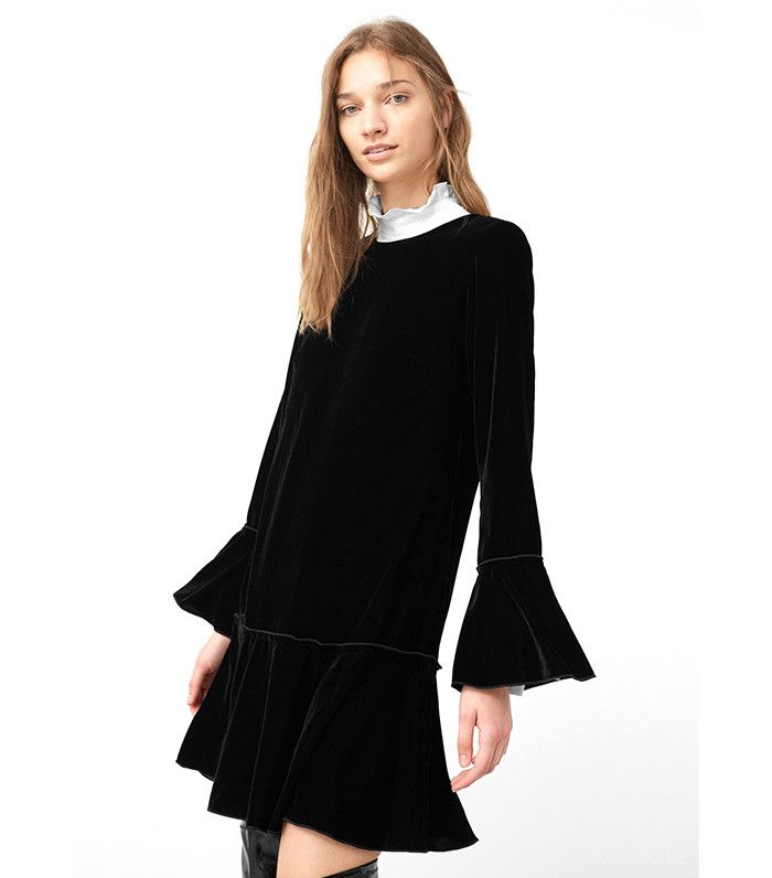 18 Long-Sleeve Dresses That Are Still Cute | Who What Wear